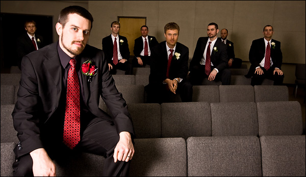 lansing wedding photography by Brett Maxwell featuring nontraditional portraits