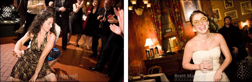 wedding dancing on halloween