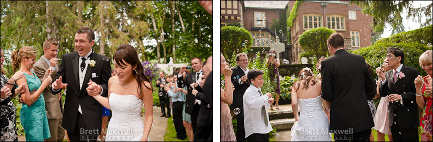 wedding photos at the english inn