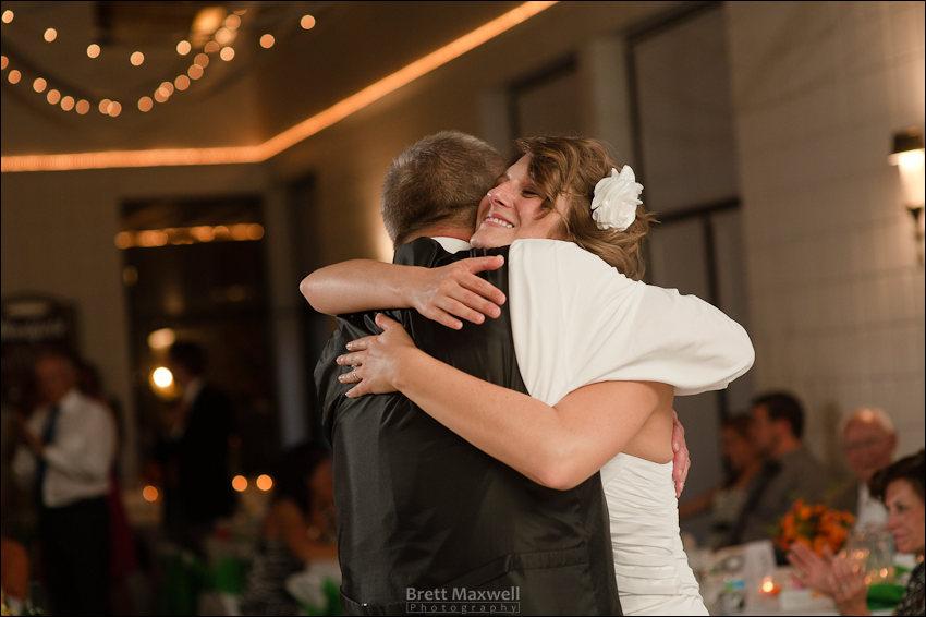 michigan wedding  reception