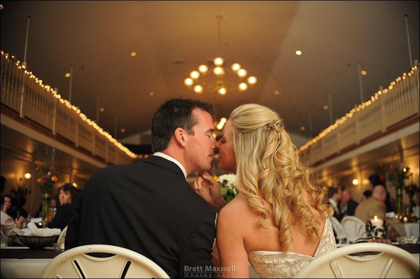 grand ledge opera house wedding photo