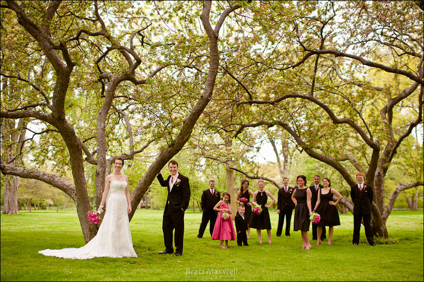 south east michigan wedding