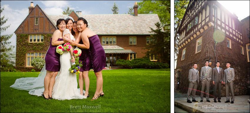 wedding photos at the english inn