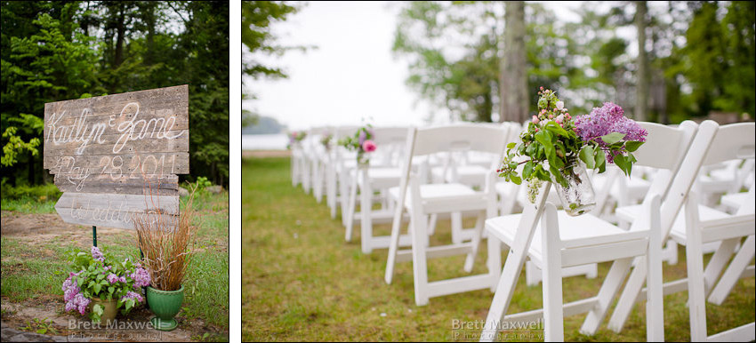 traverse city michigan wedding