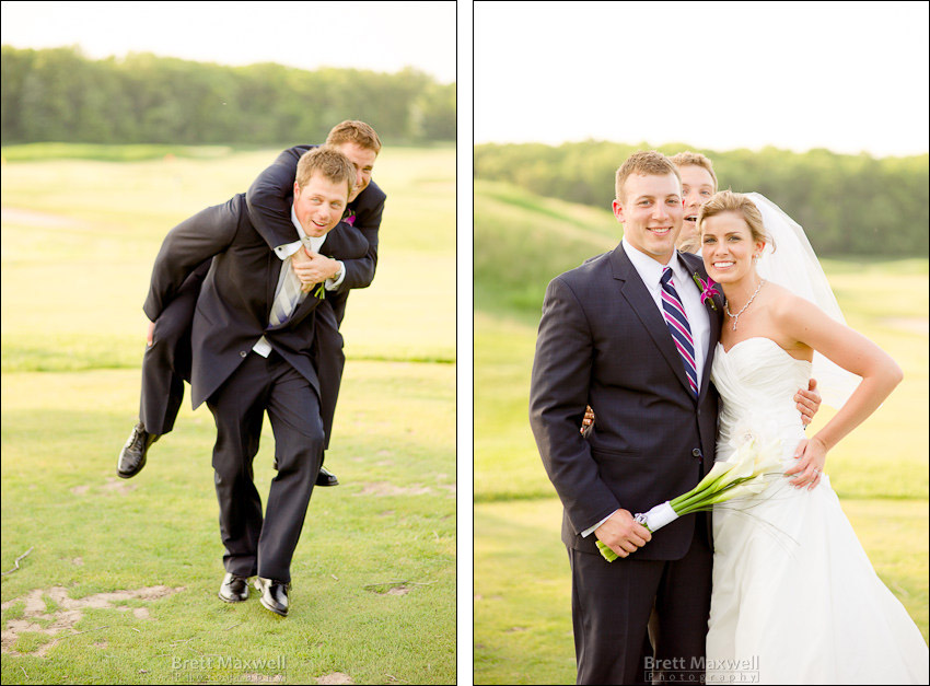 east lansing and eagle eye wedding photos