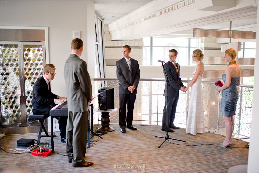 wedding ceremony musician in grand rapids