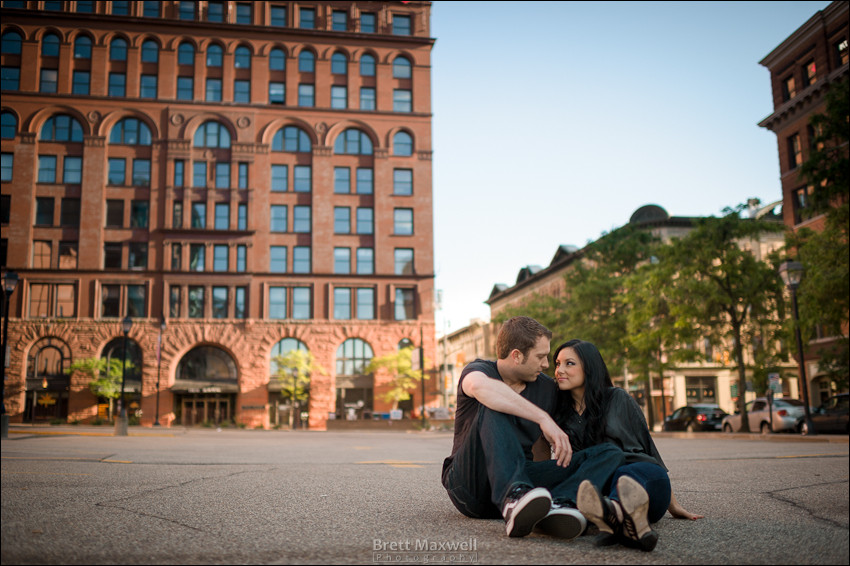 grand rapids wedding and engagement photos