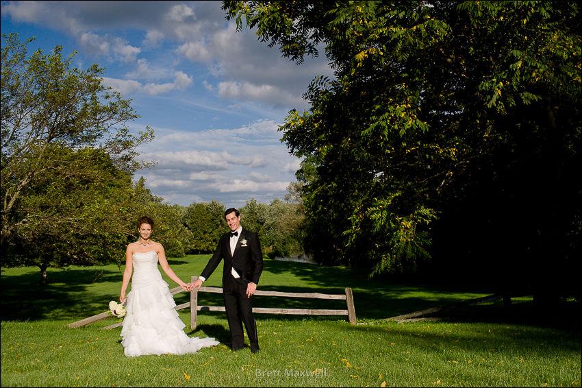 lansing wedding at the english inn
