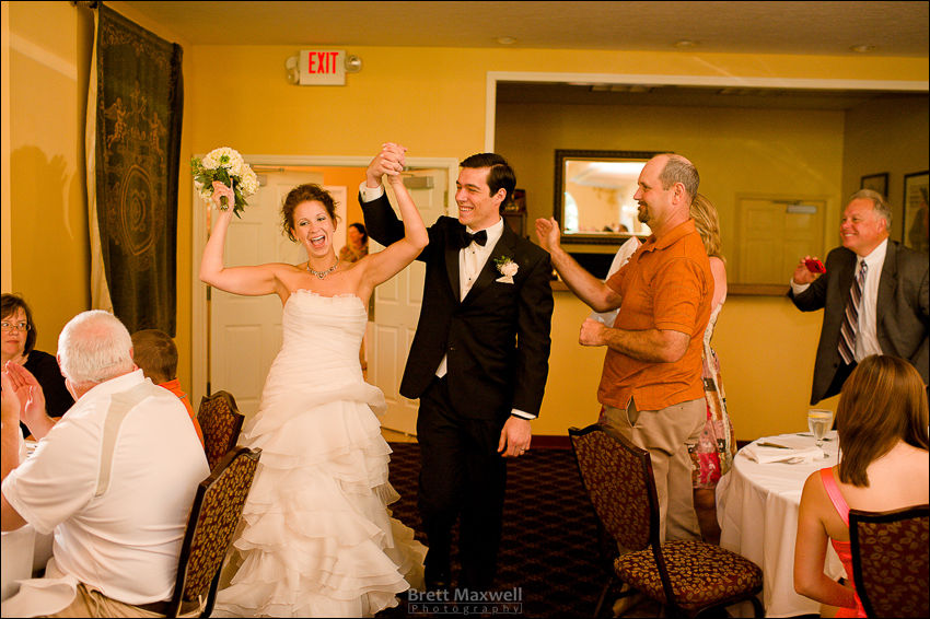 lansing wedding at the english inn